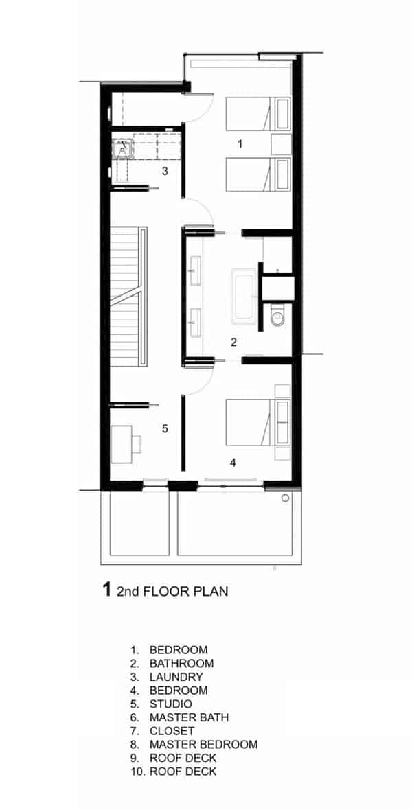 State Street Townhouse-Ben Hansen Architect-20-1 Kindesign