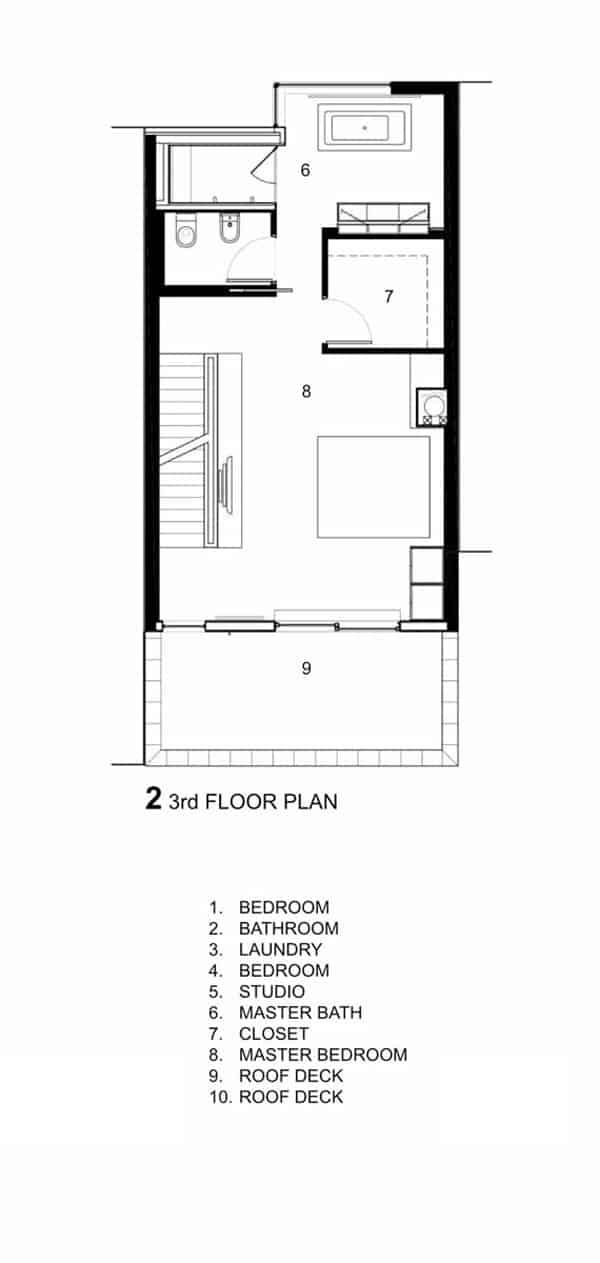 State Street Townhouse-Ben Hansen Architect-21-1 Kindesign