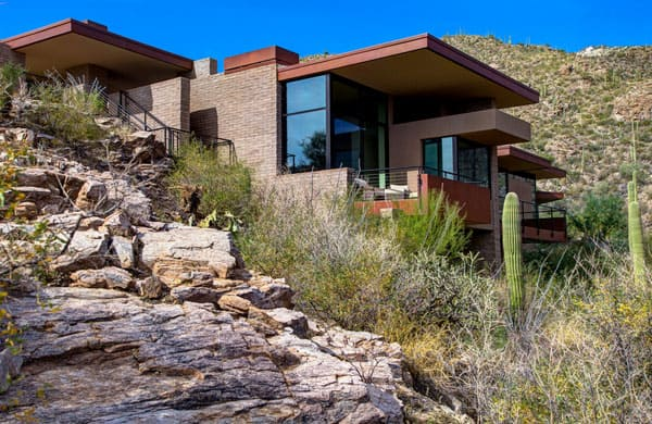 Ventana Mountain Estates-Home 502-Kevin B Howard Architects-15-1 Kindesign