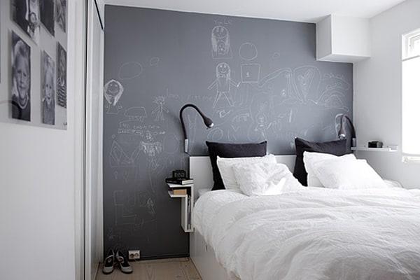 Chalkboard Headboard Ideas-13-1 Kindesign