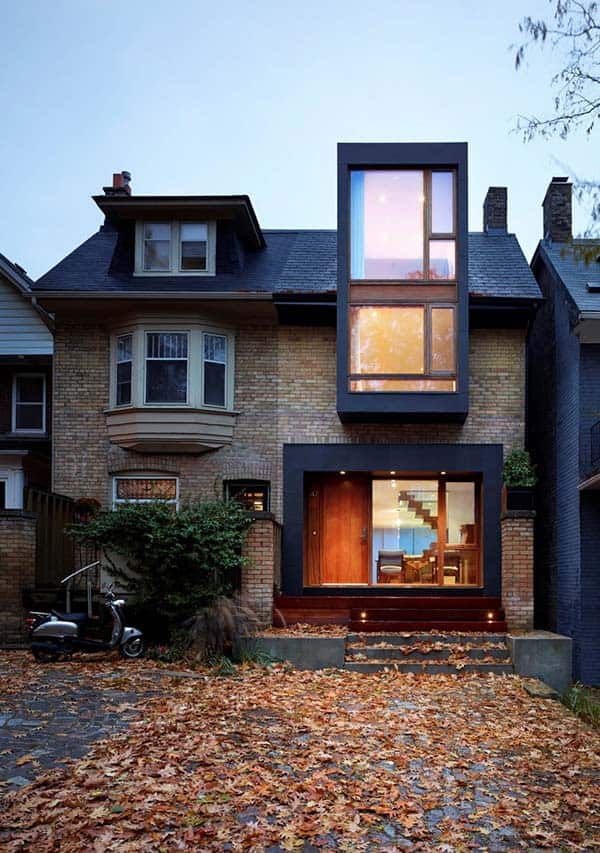 featured posts image for Renovation of a semi-detached home in Toronto: House in the Beach