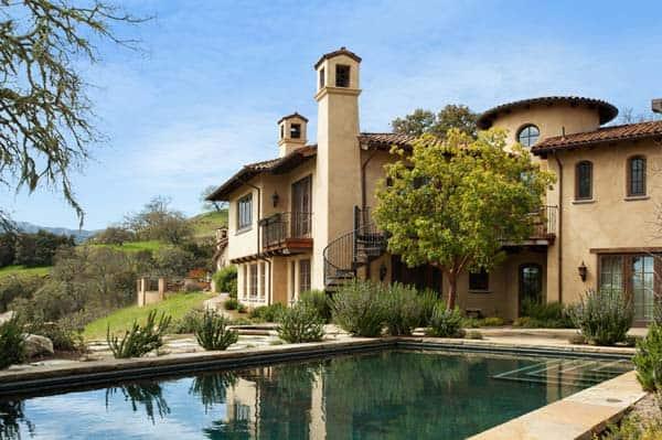 featured posts image for Captivating Mediterranean Equestrian Estate in Carmel