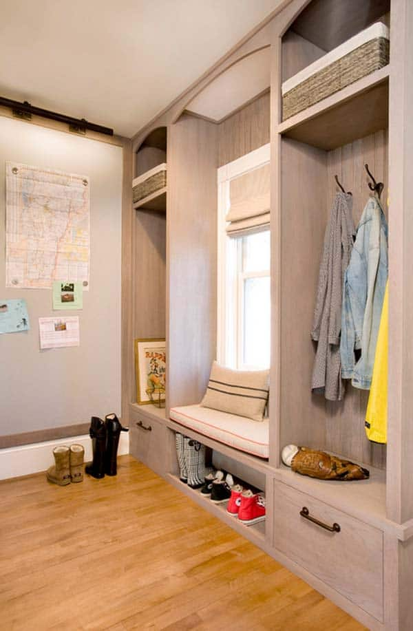 mudroom entry design ideas 22 1 kindesign