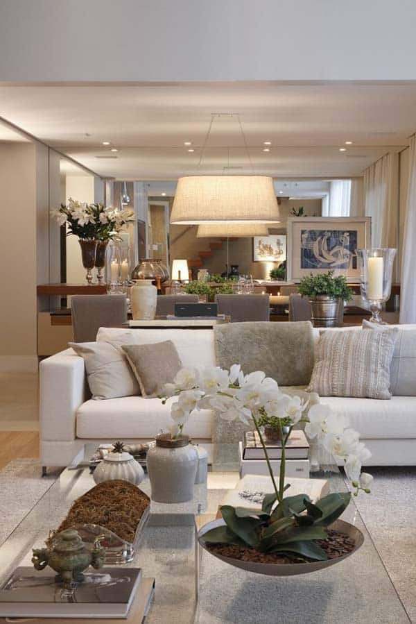 neutral living room designs 35 stylish and inspiring neutral living room designs 17954