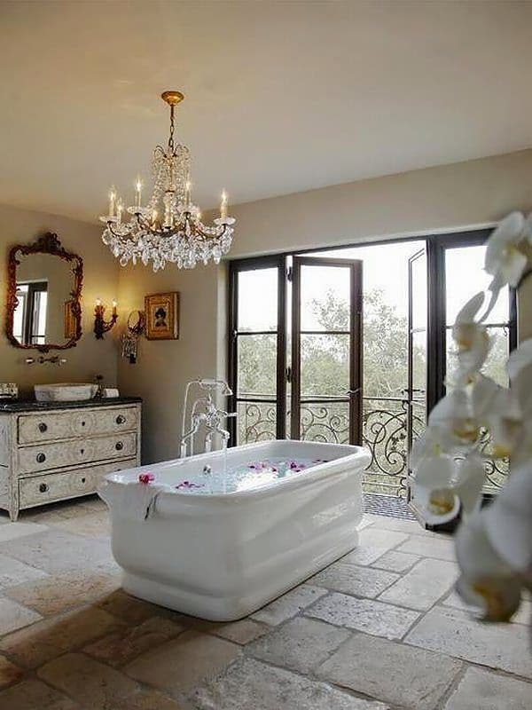 romantic bathroom decorating ideas 43 most fabulous mood setting romantic bathrooms ever 4439