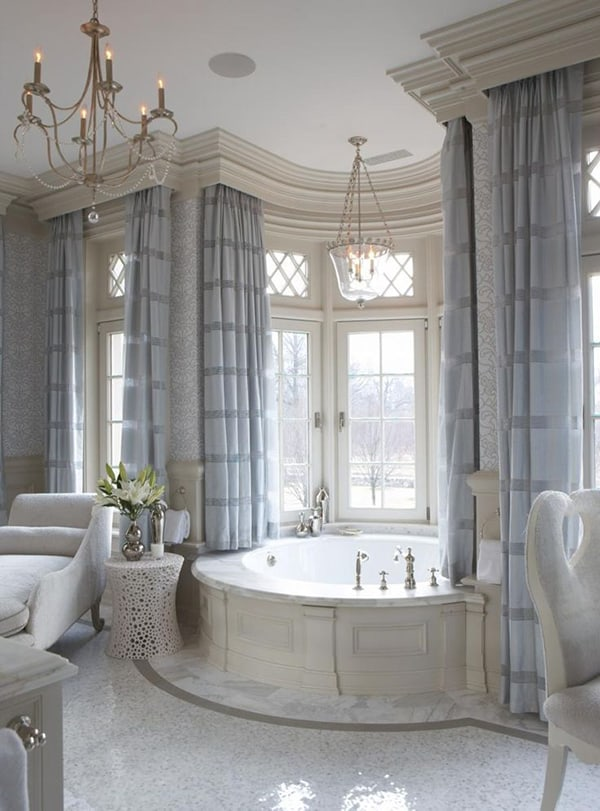romantic bathroom decorating ideas 43 most fabulous mood setting romantic bathrooms ever 1210