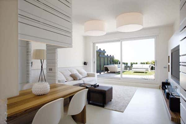 featured posts image for Modern and bright house with amazing sea views in Italy: Casa Pina