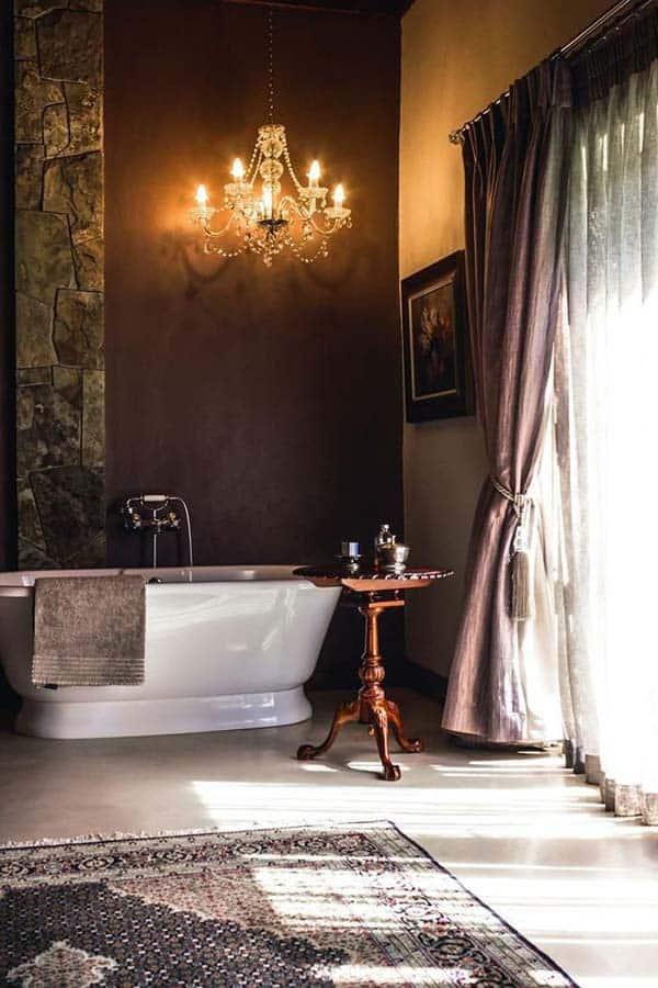 Dark and Moody Bathrooms-02-1 Kindesign