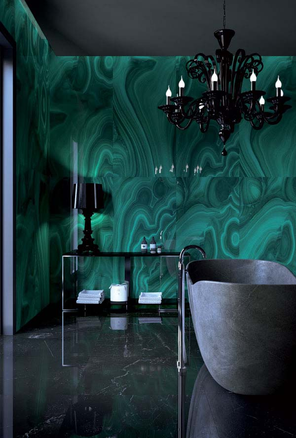 Dark and Moody Bathrooms-03-1 Kindesign
