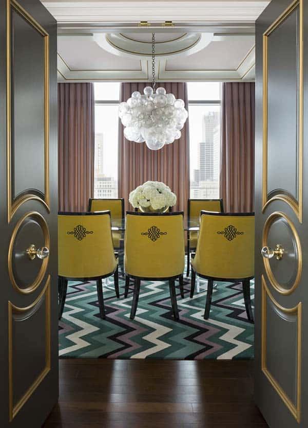 Riverside Penthouse-Tobi Fairley Interior Design-06-1 Kindesign