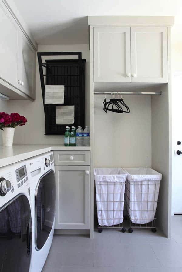 60 amazingly inspiring small laundry room design ideas Design a laundr room laout