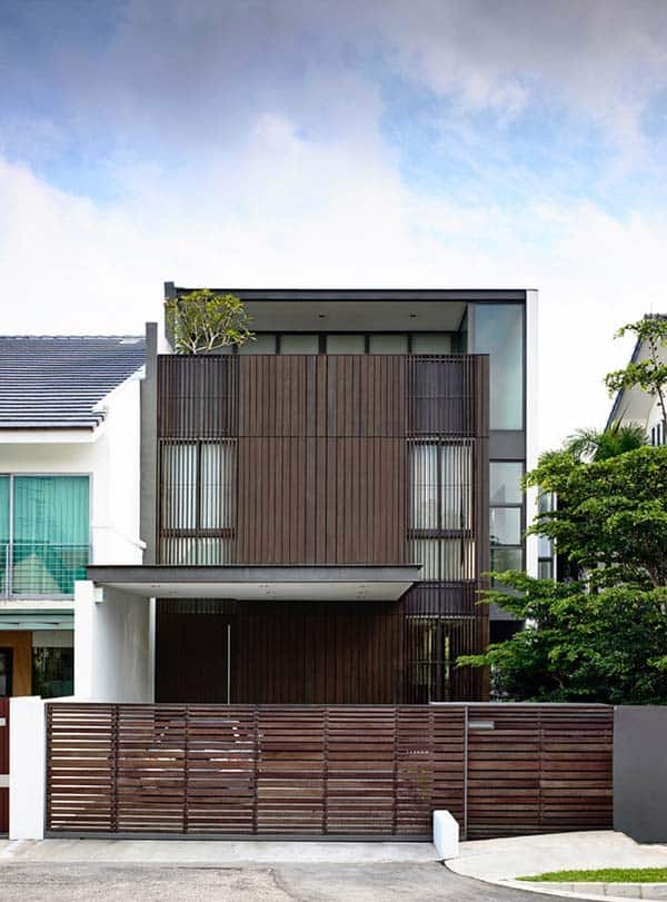 featured posts image for Stunning semi-detached house in Singapore: Eng Kong Garden