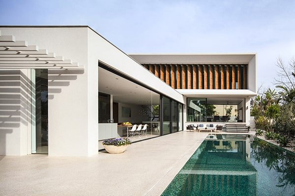 TV House-Paz Gersh Architects-02-1 Kindesign