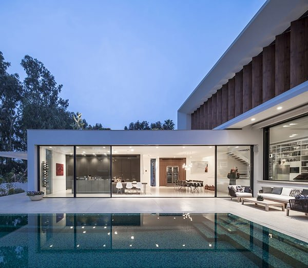 TV House-Paz Gersh Architects-03-1 Kindesign