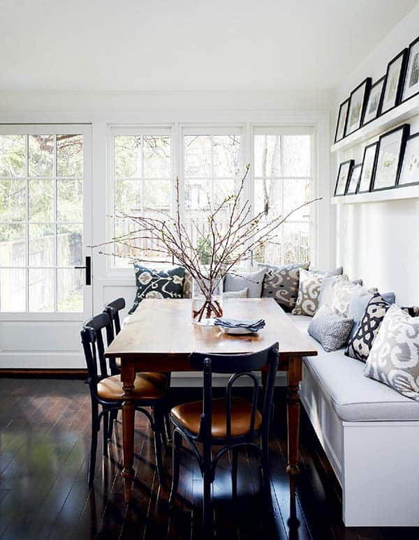 Breakfast Nook Design Ideas 35 1 Kindesign