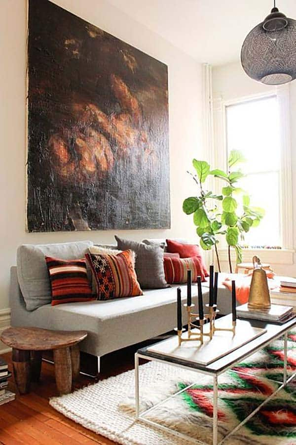 Family Living Room Designs: 38 Small Yet Super Cozy Living Room Designs