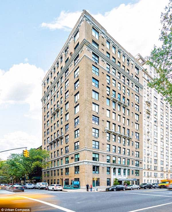 Upper West Side Apartments: Upper West Side Apartment Dressed In Opulent Sophistication