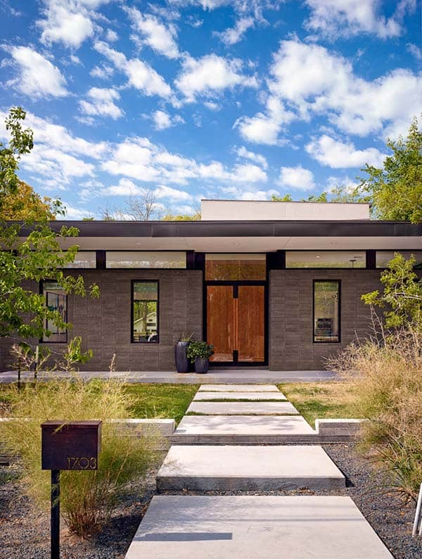 featured posts image for Inviting mid-century home gets stylish update in Texas