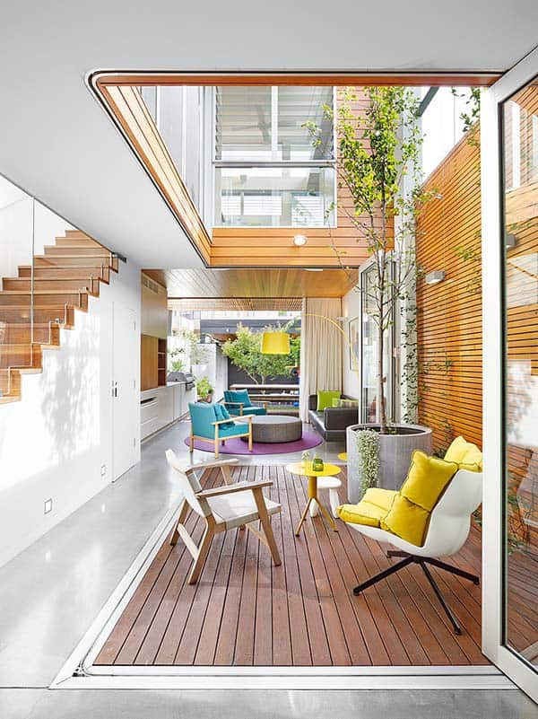 featured posts image for Exceptional Aussie terrace house with indoor-outdoor interplay