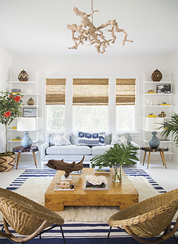 featured posts image for House Tour: Beach Bungalow Makeover in Palm Beach