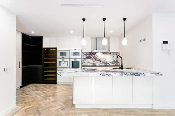 featured posts image for Modern apartment receives fresh makeover in South Yarra