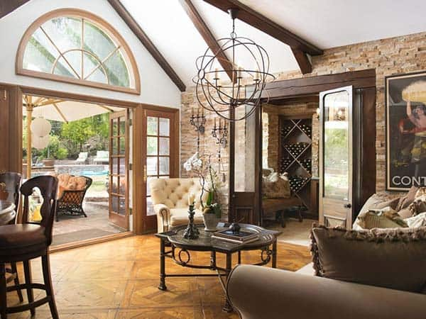 French Country Estate-01-1 Kindesign