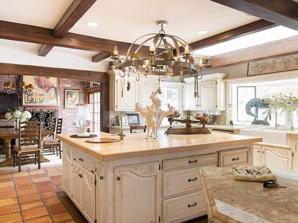 French Country Estate-13-1 Kindesign