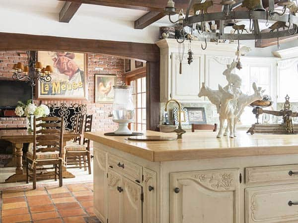 French Country Estate-14-1 Kindesign