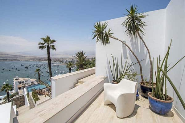 featured posts image for Fabulous hillside pad overlooking a beautiful bay in Peru