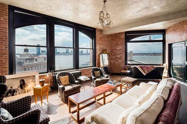 SoHo-New York-Penthouse-Loft-01-1 Kindesign