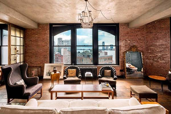 SoHo-New York-Penthouse-Loft-02-1 Kindesign