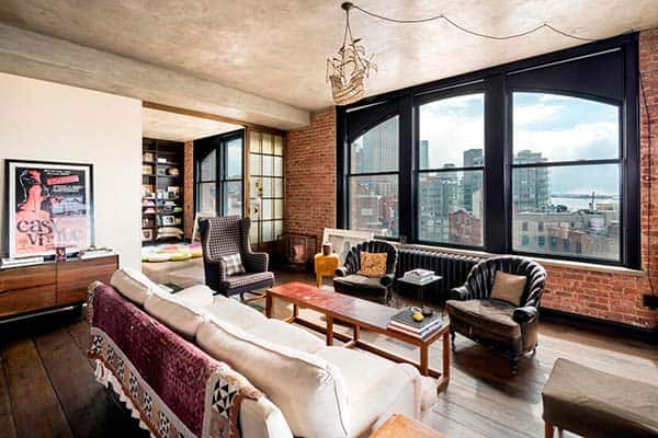 SoHo-New York-Penthouse-Loft-03-1 Kindesign