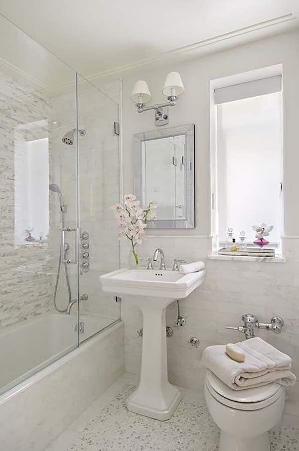 White-Bathroom-Design-Inspirations-07-1 Kindesign