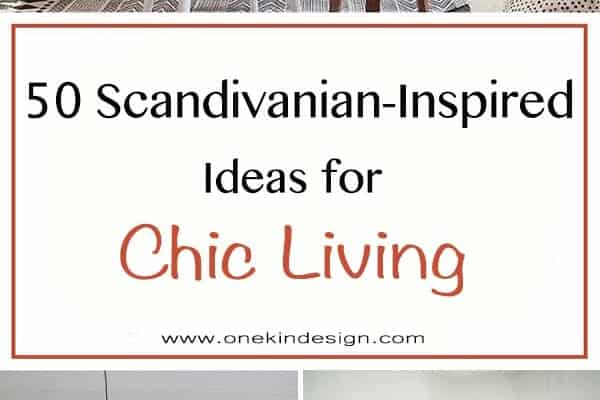featured posts image for 50 Scandinavian ideas to transform your home into chic living