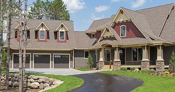featured posts image for Warm and inviting family home with traditional styling in Minnesota