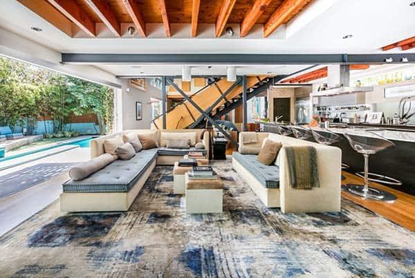 Modern-Home-Santa Monica-Gray Matter Architecture-02-1 Kindesign