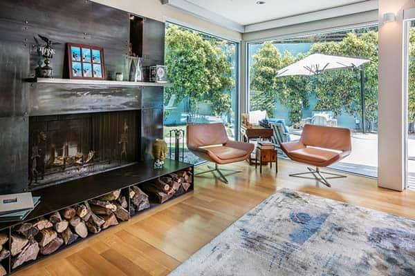 Modern-Home-Santa Monica-Gray Matter Architecture-05-1 Kindesign