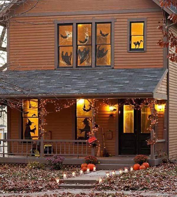 Outdoor Halloween Decorating Ideas-06-1 Kindesign