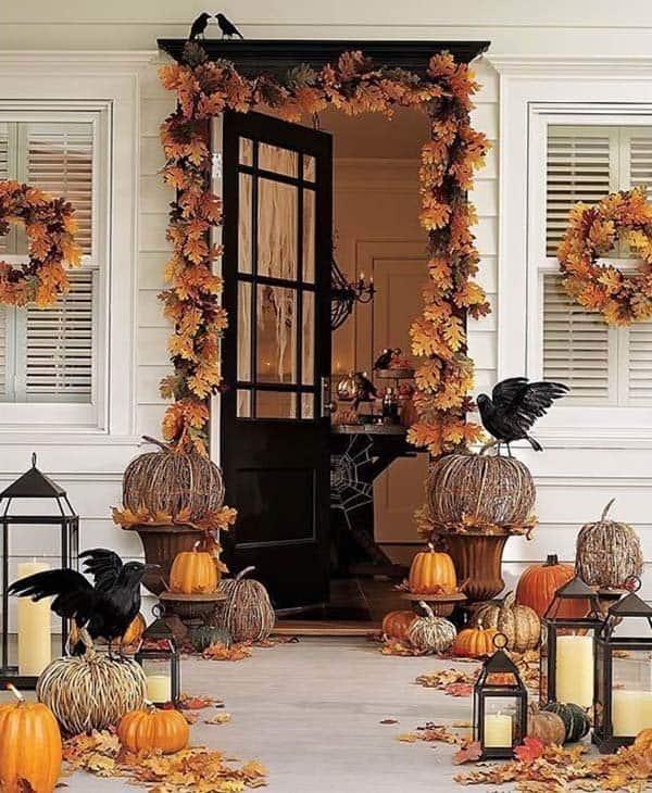 Outdoor Halloween Decorating Ideas-18-1 Kindesign
