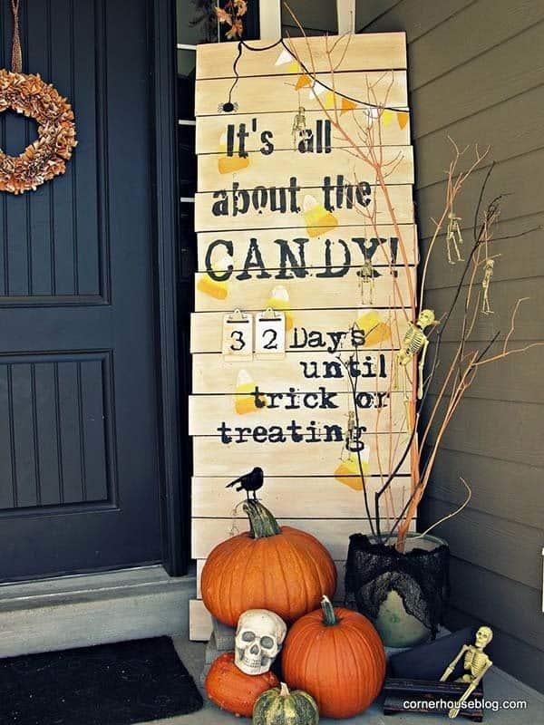 Outdoor Halloween Decorating Ideas-19-1 Kindesign