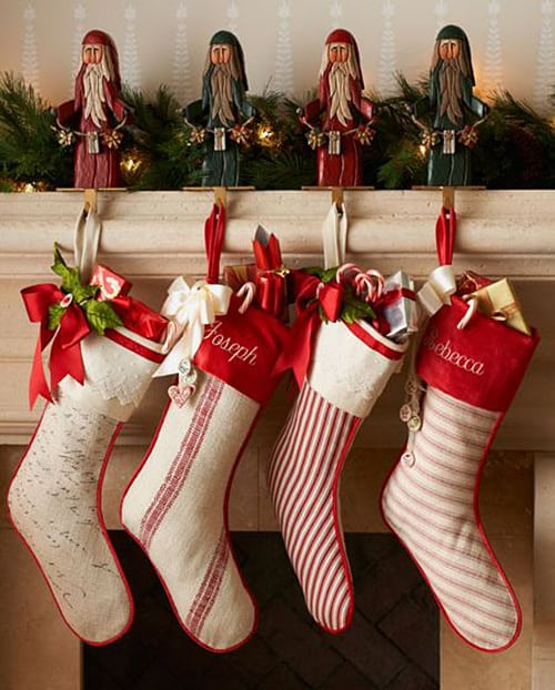Christmas Stocking Ideas-08-1 Kindesign
