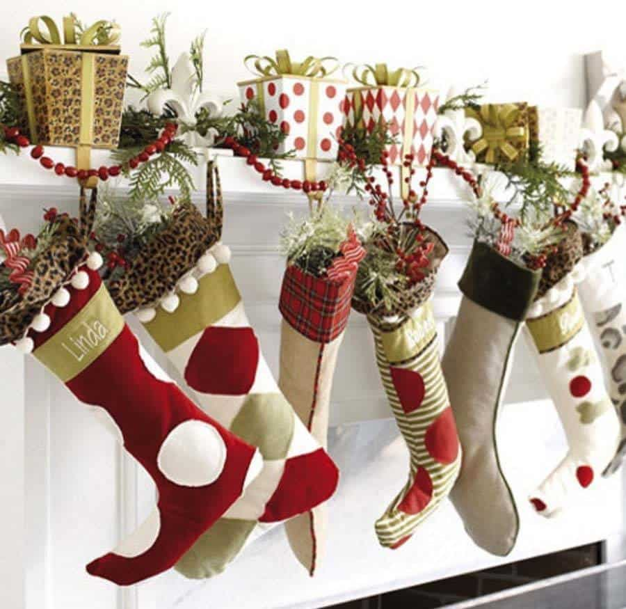 Christmas Stocking Ideas-09-1 Kindesign