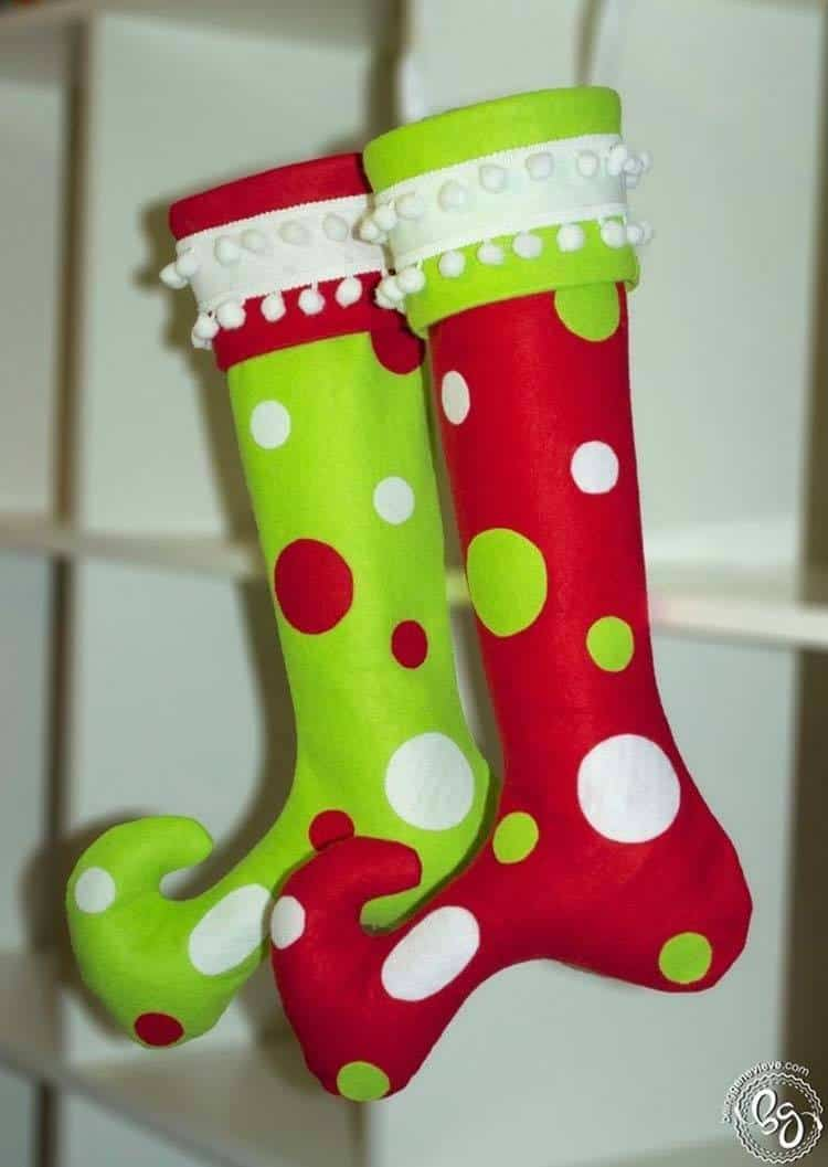 Christmas Stocking Ideas-12-1 Kindesign