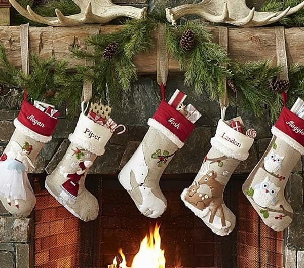 Christmas Stocking Ideas-13-1 Kindesign