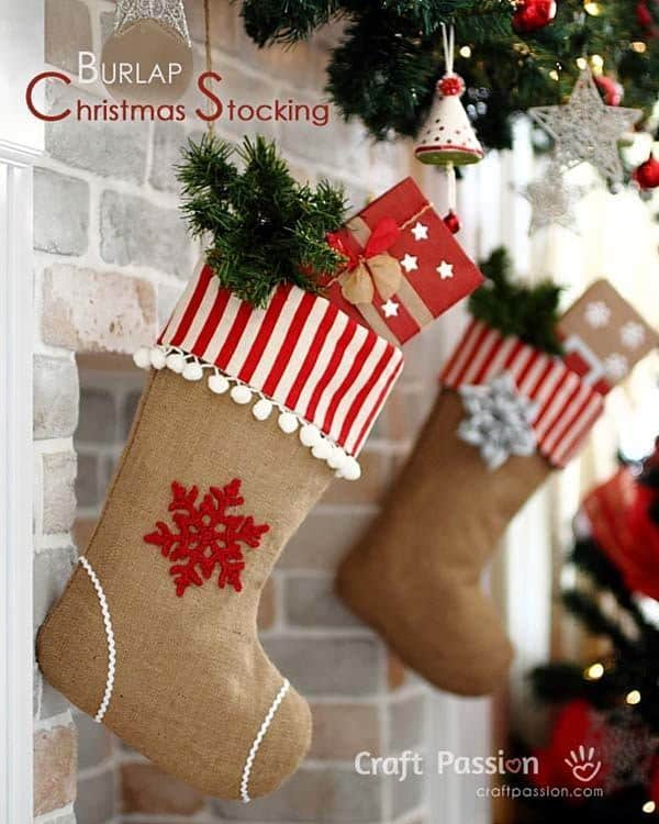 Christmas Stocking Ideas-14-1 Kindesign