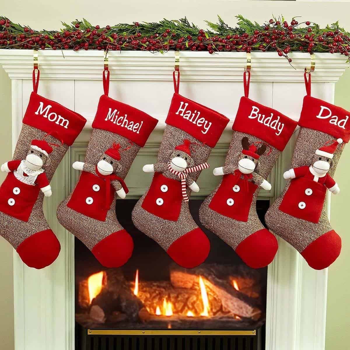 Christmas Stocking Ideas-21-1 Kindesign