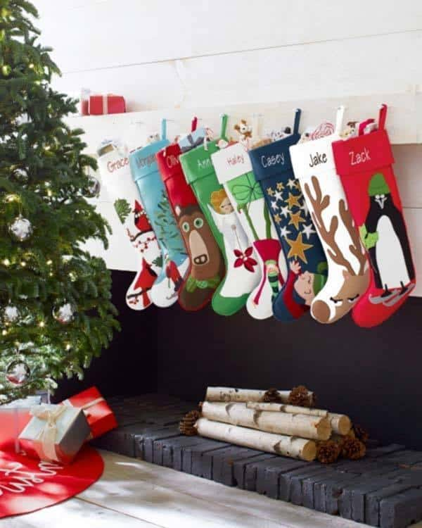 Christmas Stocking Ideas-22-1 Kindesign
