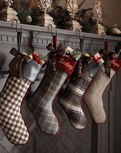 Christmas Stocking Ideas-24-1 Kindesign