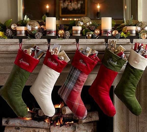 Christmas Stocking Ideas-26-1 Kindesign