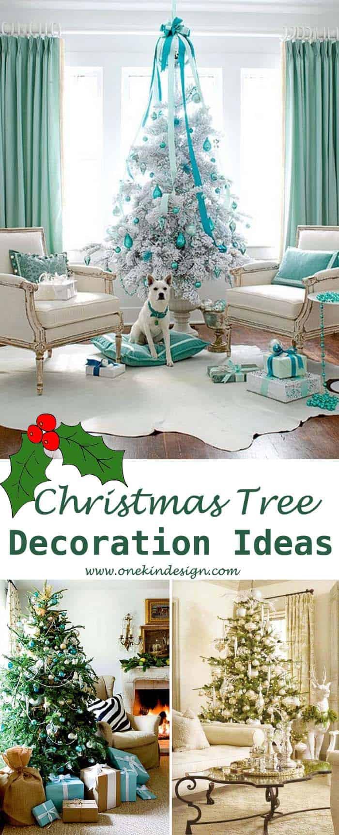Christmas Tree Decoration Ideas-001-1 Kindesign